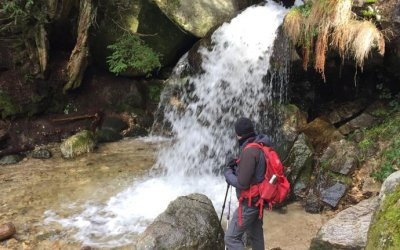 "> RUTA CIRCULAR POR CERCEDILLA "" Subida a CERRO VENTOSO (1.964 m)"""