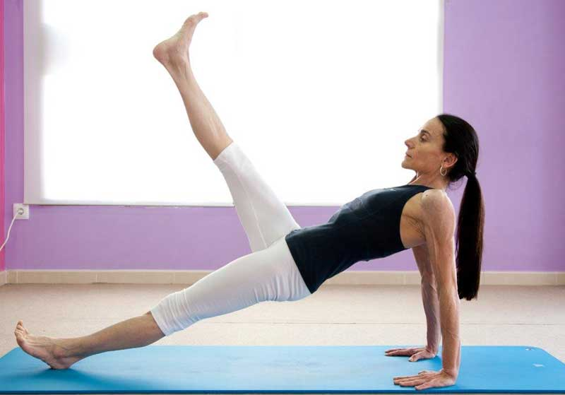 Clases de Pilates en Yoga Pilates Guadarrama
