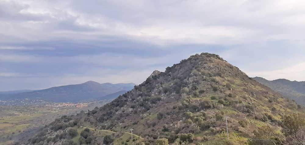 el cerro de La Almenara